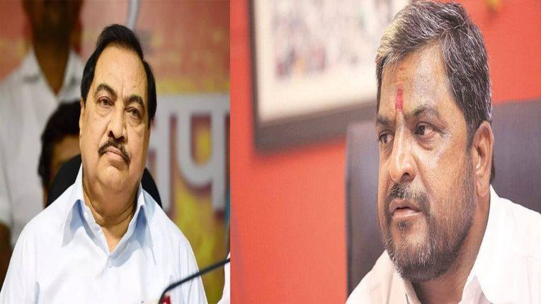 Changes in Governor-appointed list: Eknath Khadse's name dropped along with Raju Shetty; In the role of NCP withdrawal due to strong objections of BJP