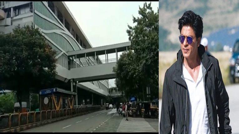 शुटींगची परवानगी मिळालीच कशी? काम पूर्ण होण्याआधीच पुण्यातील मेट्रो स्टेशन मध्ये शाहरुख खानचे शूटिंग
