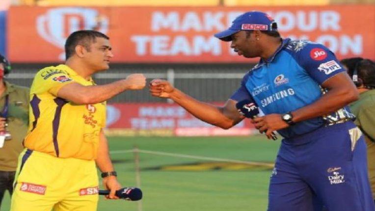 Mumbai Indiansचं कर्णधारपद पोलार्डकडे, CSKने जिंकला टॉस; हिटमॅन नसल्यामुळे मुंबईला मोठा धक्का?