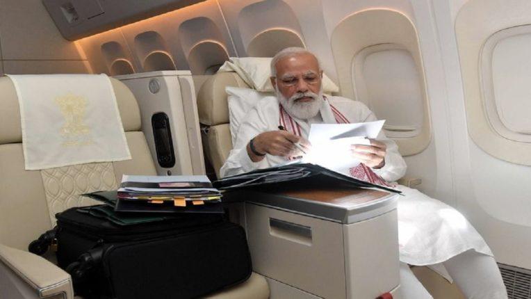पंतप्रधान नरेंद्र मोदी ज्या विमानाने अमेरिकेला गेले, त्या विमानाची किंमत किती? : जाणून घ्या एका क्लिकवर