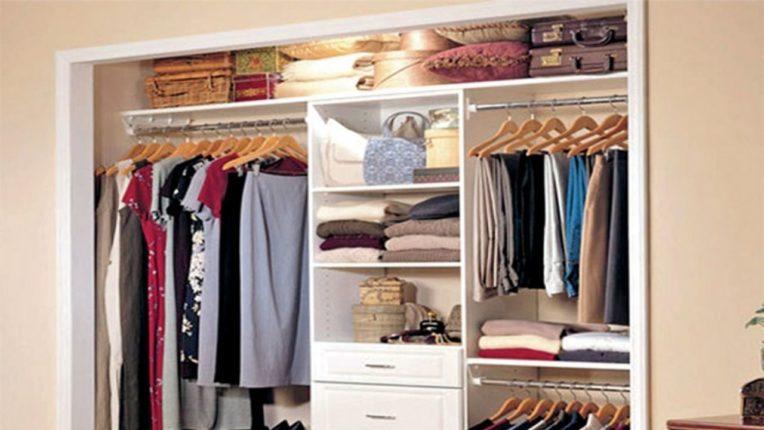 घरात कपड्यांचा पसारा आहे? मग असे करा मॅनेजमेण्ट