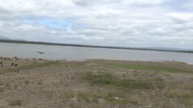 नाझरे धरणक्षेत्रात कमी पाऊस, धरणाची पाणी पातळी घटली