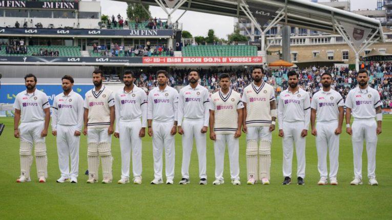 टीम इंडियाचा कोरोना चाचणी अहवाल निगेटिव्ह ; पाचव्या कसोटी सामन्याला आजपासून सुरुवात