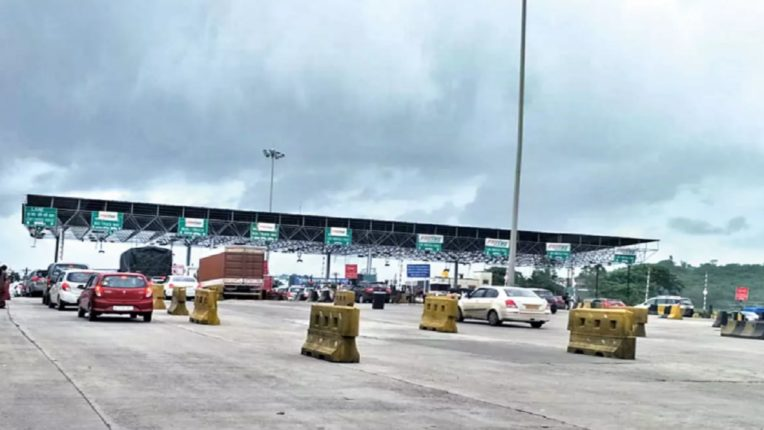 Millions of rupees misappropriated on Pune-Satara highway Petition in the High Court against toll collection File a Reliance Infrastructure offense
