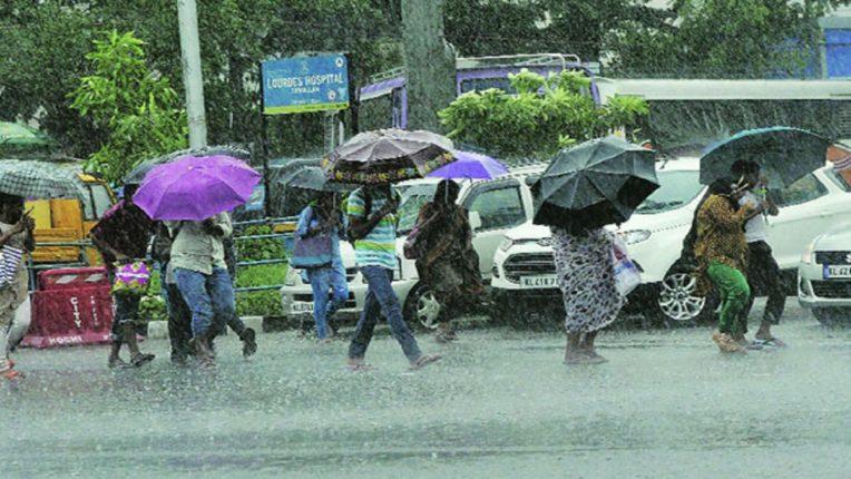 गणेशोत्सवात कोकण विभाग, पश्चिम महाराष्ट्रात पावसाचा धिंगाणा, काही ठिकाणी अतिवृष्टीचाही हवामान विभागाचा इशारा