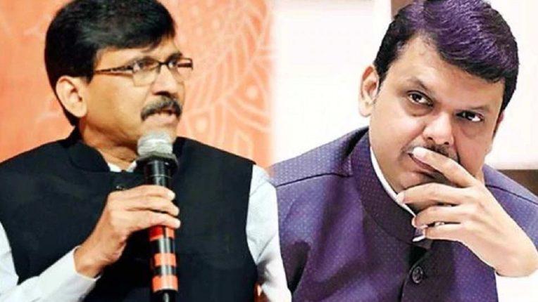 'महाराष्ट्रात 'घंटा' बडवताय कशाला? हिंमत असेल तर..' सामनातून भाजपला आव्हान