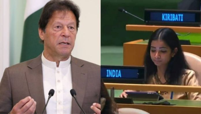 India's Sneha Dubey trends online for powerful response to Pakistan at UN