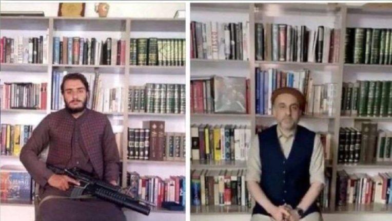 तालिबान आणि NRF मध्ये लढाई तेज, अमरुल्ला सालेहचा भाऊ ठार