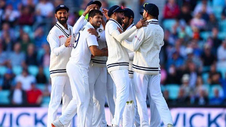 टीम इंडियाकडून इंग्लंडला पाच धक्के, डेव्हिड मलान 31धावांवर बाद