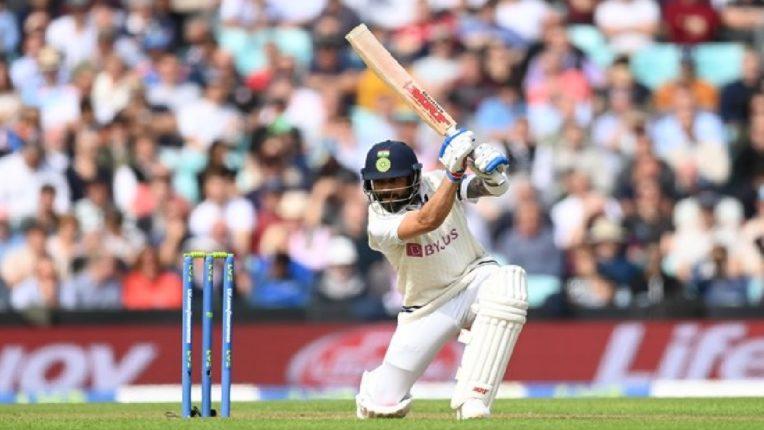 टीम इंडियाला मोठा झटका, विराट कोहली ५० धावांवर बाद