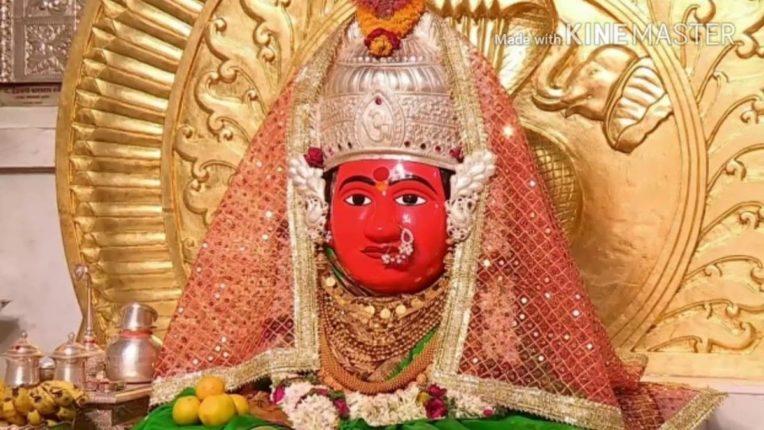 श्रीजगदंबा देवी (Shrijagadamba Devi) : भक्तांची प्रार्थना पूर्ण करणारी देवी म्हणून ख्याती