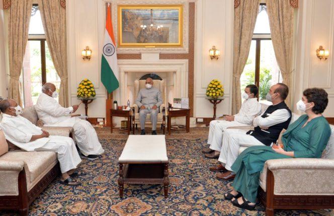काँग्रेसमध्ये जी-२३च्या वादावर तोडगा? राहुल गांधी आणि गुलाम नबी आझाद एकत्र आल्याने चर्चेला उधाण, शनिवारी होणार कार्यसमितीची महत्त्वाची बैठक