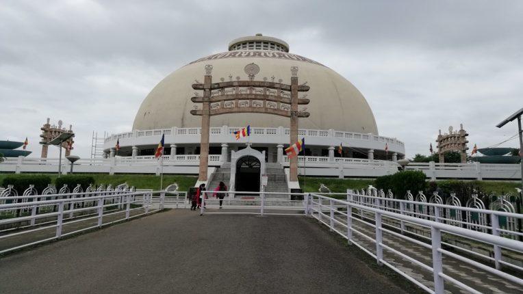 Dhamma Chakra Pravartan Din at Nagpur Dikshabhumi