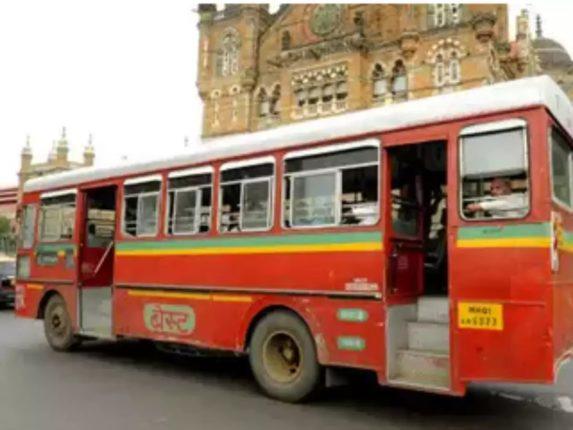 महाराष्ट्र बंदला गालबोट, दगडफेकीमुळे बेस्ट सेवा बंद