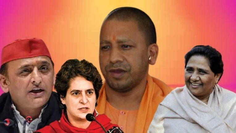 भाजपा,योगींच्या हिंदुत्वाला रोखण्यासाठी ममता, प्रियंका आणि अखिलेश यांची पळापळ, सॉफ्ट हिंदुत्वाकडे विरोधकांचा कल