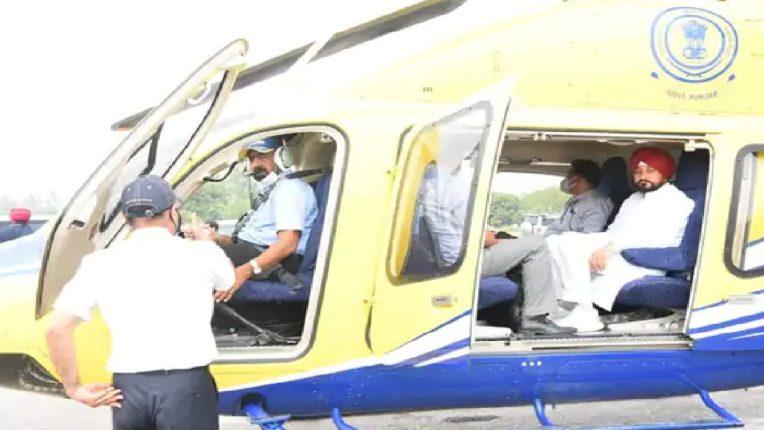 पंजाबचे मुख्यमंत्री दिल्लीला रवाना, पंतप्रधान नरेंद्र मोदींसह सोनिया आणि राहुल गांधी यांची भेट घेण्याची शक्यता