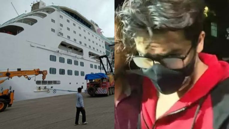 Mumbai: What is the connection between the high profile drug party and the 'Potato Gang' on the cruise? The party goers hid underwear and drugs