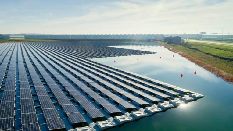 India will be the ninth wonder of the world; 'Solar Park' biggest wave on Narmada