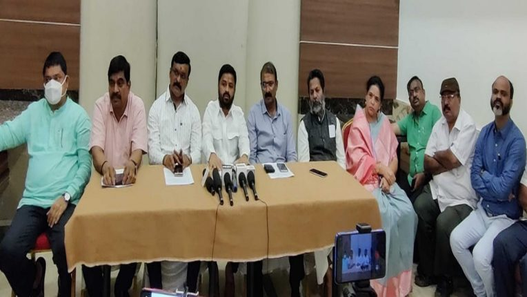 सोमवारी महाराष्ट्र बंद मध्ये सहभागी होण्यासाठी पिंपरीत आंदोलन : डॉ. कैलास कदम