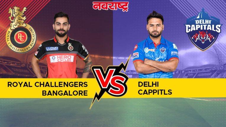 IPL 2021आज कोहली Vs पंत : बंगळुरूवर वर्चस्व स्थापन करण्याचा दिल्लीचा प्लॅन