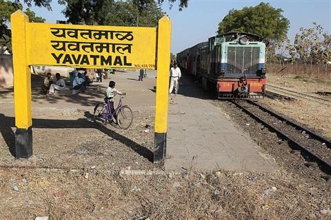 Murtijapur to Yavatmal Shakuntala Express; Free travel to Vidarbha by train started by the British